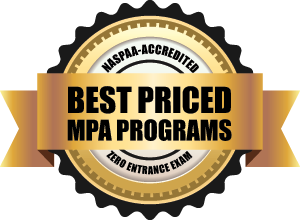 Best Priced MPA Program